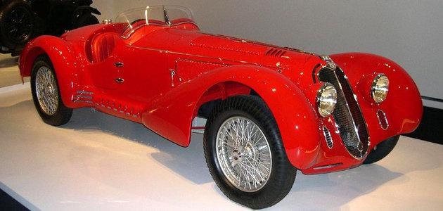 Alfa Romeo 8C 2900 (1935–1938): Osm v řadě podle Jana