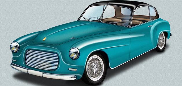 Ferrari 166 Inter (1948–1950): První Gran Turismo