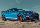 Nový Mustang Shelby GT500 o střechu nepřijde, Ford vysvětlil proč