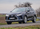 Lexus plánuje spoustu novinek. Už příští rok by měly dorazit nové generace modelů RX a LX