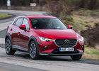 Mazda CX-3 pomalu míří do důchodu. Zájemci budou muset vybírat z jiných modelů