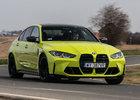 BMW M3 Competition – Kašlete na ledviny. Je úžasné!