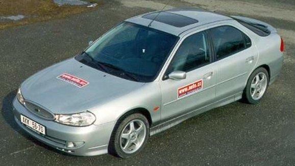 Retrotest na neděli: Ford Mondeo ST200. Na Mondeo budeme moct už jenom vzpomínat!