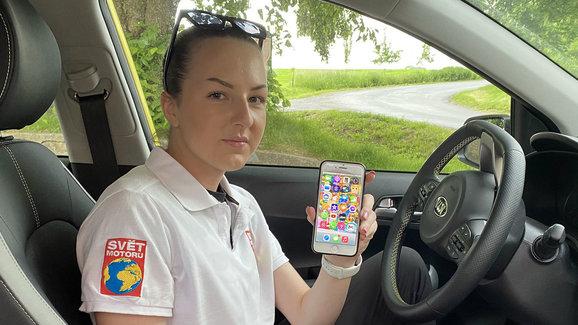 Vybrali jsme ty nejlepší aplikace pro motoristy: Pomocníci na vaší straně!