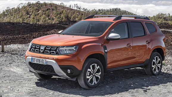Dacia představuje omlazený Duster, potěší modernějším designem i technikou