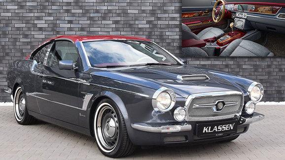 V Německu je na prodej kupé Bilenkin. Svérázné ruské retro vzniklo přestavbou BMW řady 3