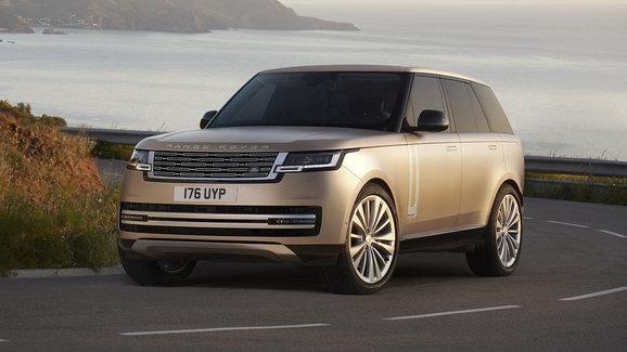 Range Rover je tu v novém vydání. S dvěma plug-in hybridy a osmiválcem od BMW