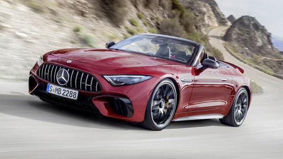 Nový Mercedes-AMG SL oficiálně: Klasika pro moderní éru je tady!