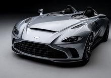 Aston Martin V12 Speedster oficiálně: Hodně vzácná dvoumístná limitka