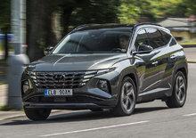 Hyundai Tucson 1.6 T-GDI PHEV – S rozpaky