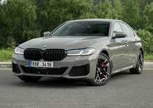 BMW 530d xDrive – Diesel ani v roce 2021 nezatracujte