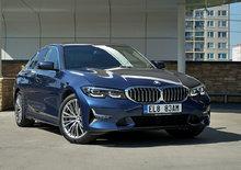BMW 320e Luxury Line – Méně sportovnosti, více pohodlí