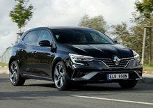 Renault Mégane E-Tech Plug-in 160 R.S. Line – Vlastní cestou