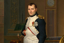 Dobyvatel a krutovládce, který nevzbuzuje odpor. Před 200 lety zemřel Napoleon …
